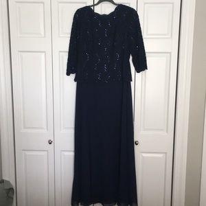 Alex Evenings long dress